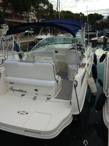 Sea Ray Sundancer 255
