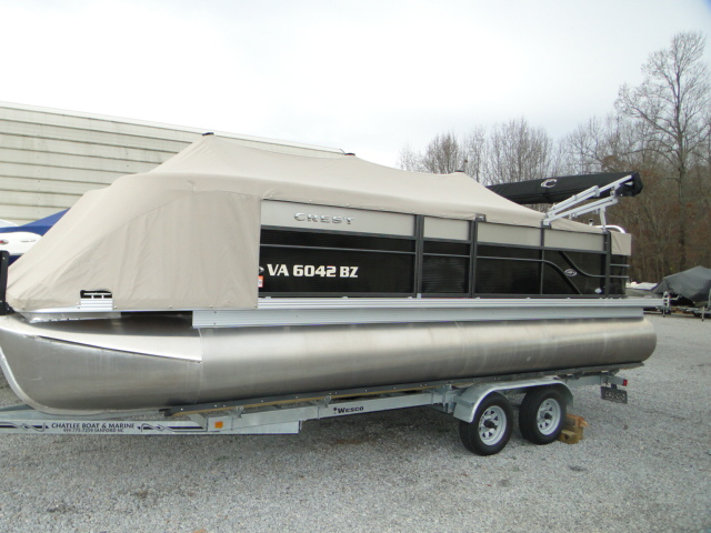 Crest Pontoon Boats 230