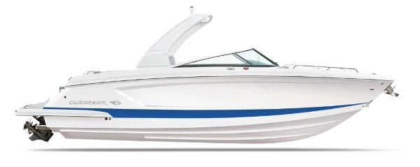 Chaparral 277 SSX AS ORDERED
