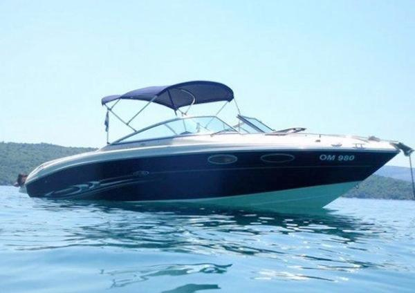 Sea Ray Sun Sport 240 Sea Ray Sun Sport 240