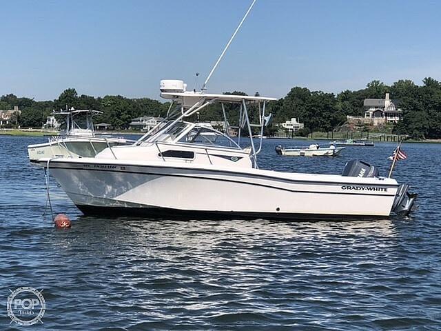 Grady-White Seafarer 226 2000 Grady-White Seafarer 226 for sale in Rye, NY