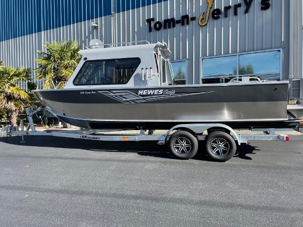 Hewescraft 240 Ocean Pro ET B3344