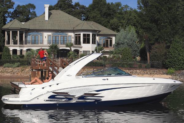 Chaparral 287 SSX Manufacturer Provided Image