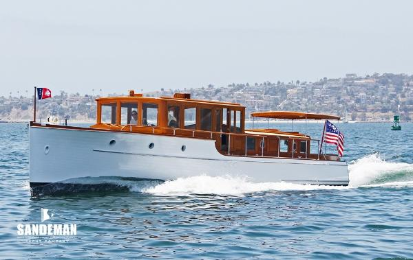 Stephens Bros Twin Screw Motor Yacht