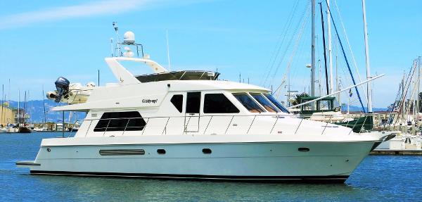 Compass Yachts 55 Pilothouse