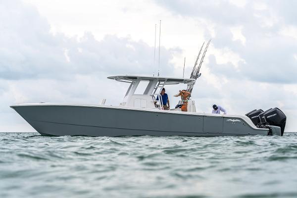 Invincible 35 Catamaran Manufacturer Provided Image