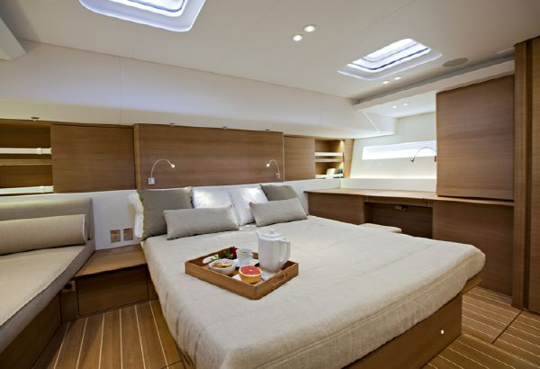 Manufacturer Provided Image: Nautor Swan 80 Master Cabin