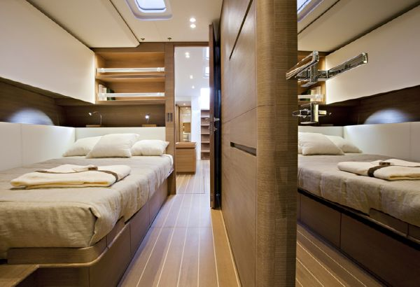 Manufacturer Provided Image: Nautor Swan 80 Guest Cabin