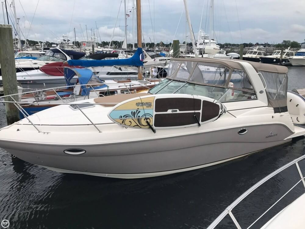 Rinker 320 Express Cruiser 2006 Rinker 320 Express Cruiser for sale in Fall River, MA