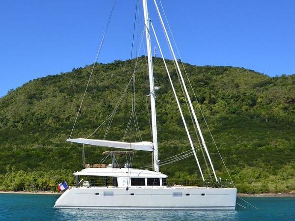 Lagoon 560 - 4 cabins version Lagoon 560 Owner version