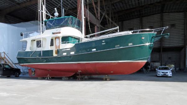 Custom Build Trawler Pampered by her original owner!
