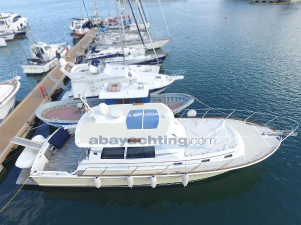 Grand Banks 45 Eastbay SX Abayachting Grand Banks Eastbay 45 1