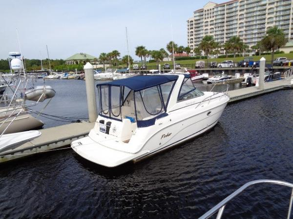 Rinker 290 Fiesta Vee PROFILE port