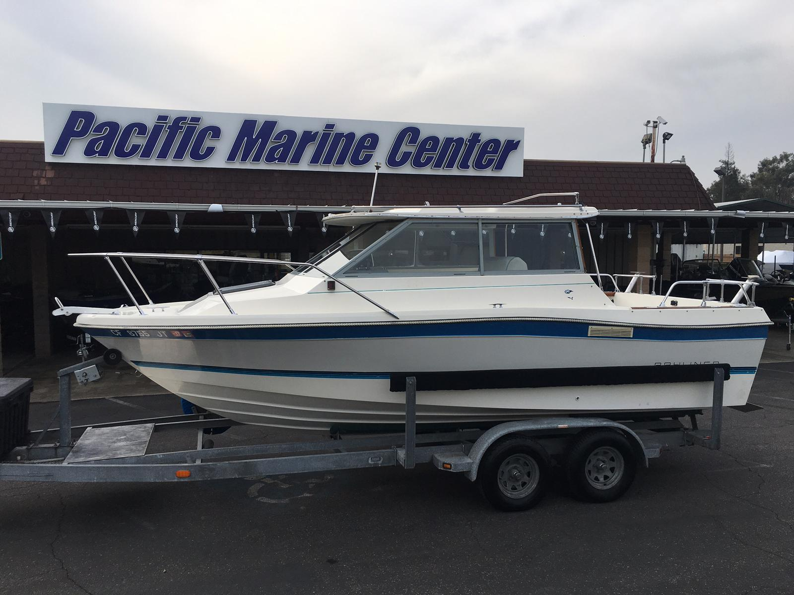 Bayliner 2160 Cuddy