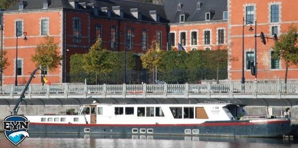 Woonboot Luxe woonschip