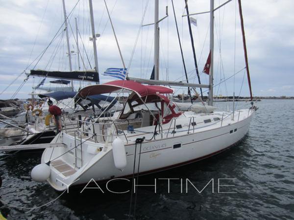 Beneteau Oceanis 473 Owners Version Beneteau Oceanis 473