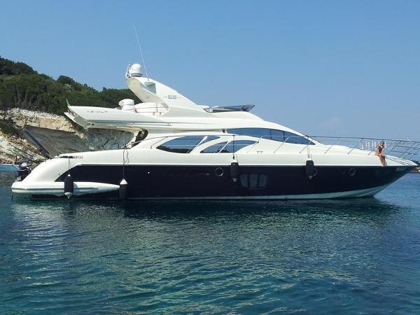 Azimut 62E Azimut 62 Evolution 2007 (1)
