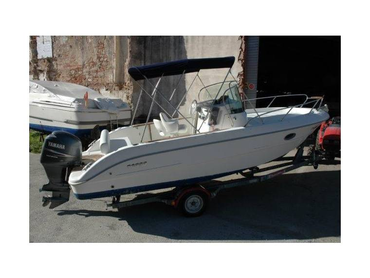 Sessa Sessa Marine Key Largo 22 Deck