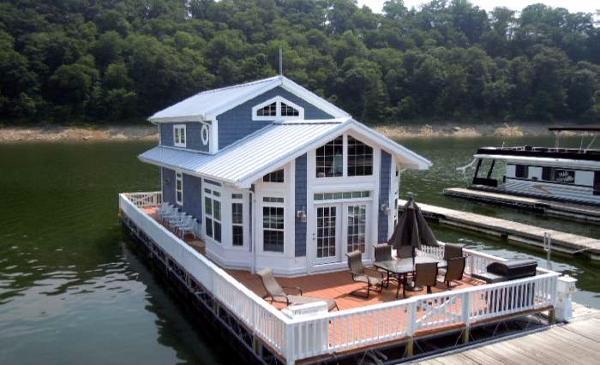 2011 Harbor Cottage Houseboat, Nancy Kentucky