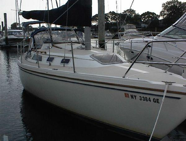 Catalina 30 Wing Keel DOCKSIDE