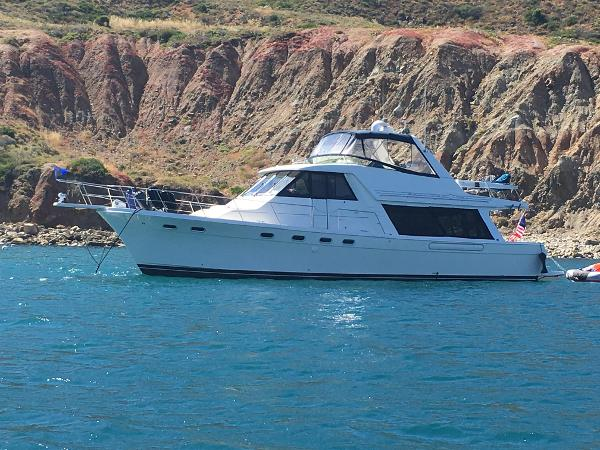 Bayliner 4788 Pilothouse Motoryacht Profile