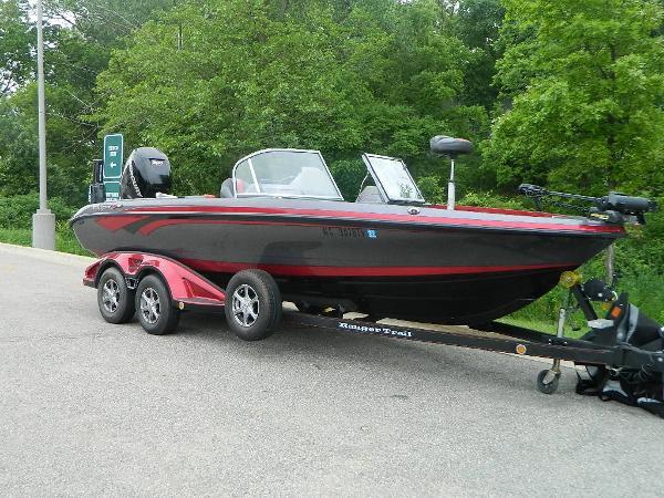 Ranger 621FS Fisherman Used Ranger 621 FS