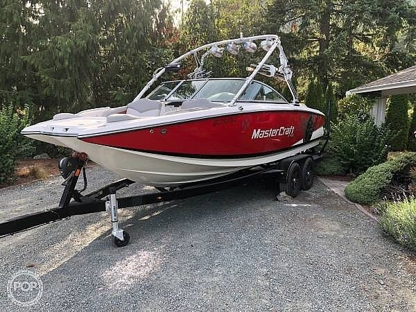 Mastercraft X-35 2009 Mastercraft x35 for sale in Westholme, BC