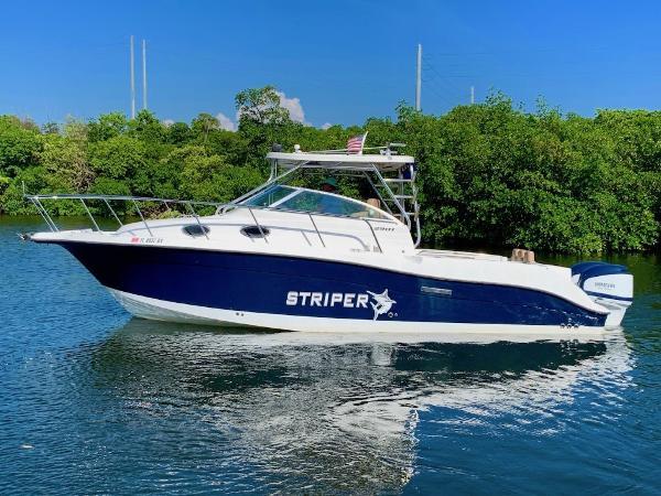 Striper 2901 Walkaround OB