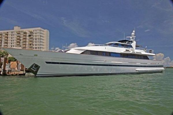 Royal Huisman Pilot House Motor Yacht