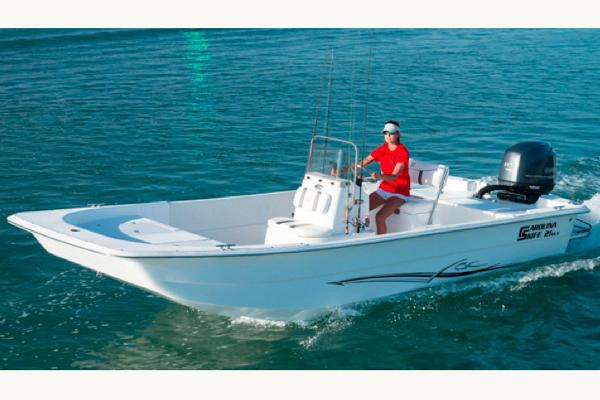 Carolina Skiff 17 DLX Manufacturer Provided Image