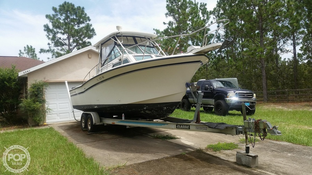 Grady-White Sail Fish 25 1988 Grady-White 25 for sale in Dunnellon, FL