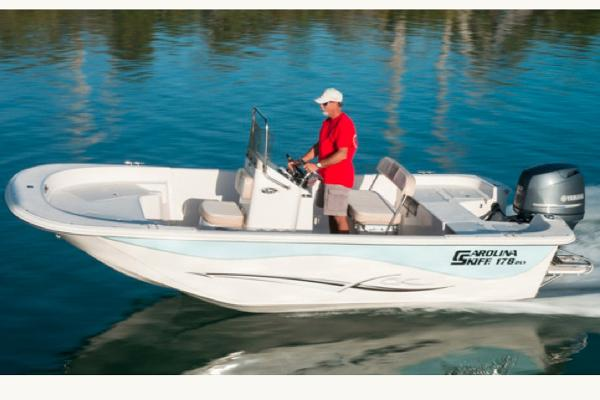Carolina Skiff 178 DLV Manufacturer Provided Image