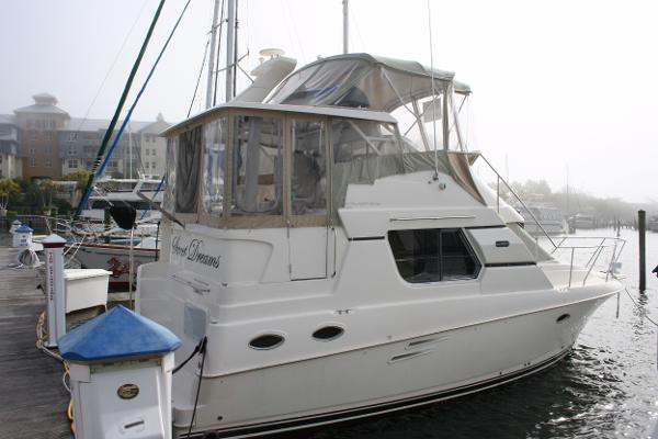 Silverton 322 Motor Yacht 322 Silverton 2000