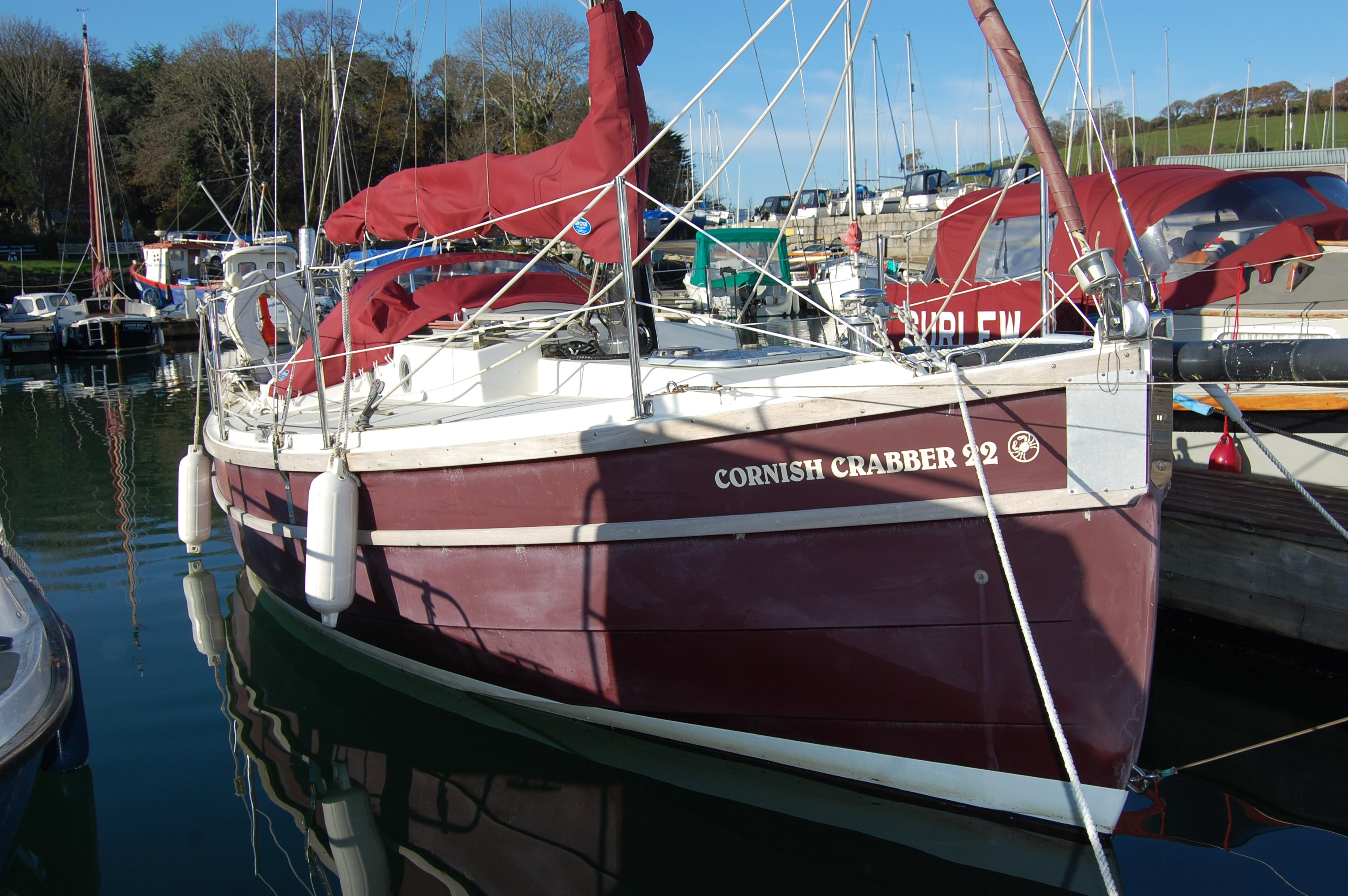 Cornish Crabber 22 Cornish Crabber 22