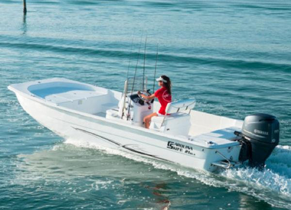 Carolina Skiff 2390 DLX EW Manufacturer Provided Image
