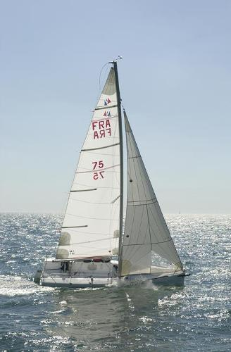 Beneteau First Class 7.5 First 7.5 Upwind