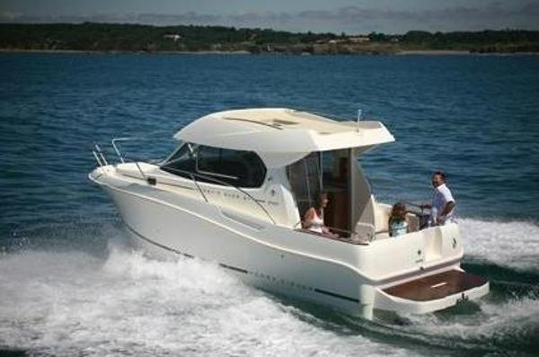 Jeanneau Merry Fisher 815