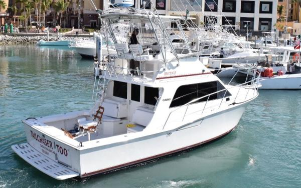 Cabo yachts 35 Flybridge Sportfisher