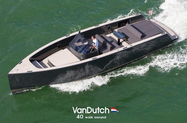 VanDutch 40 Walkaround VanDutch 40 Walkaround