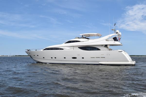 Ferretti Yachts 94 Custom Line