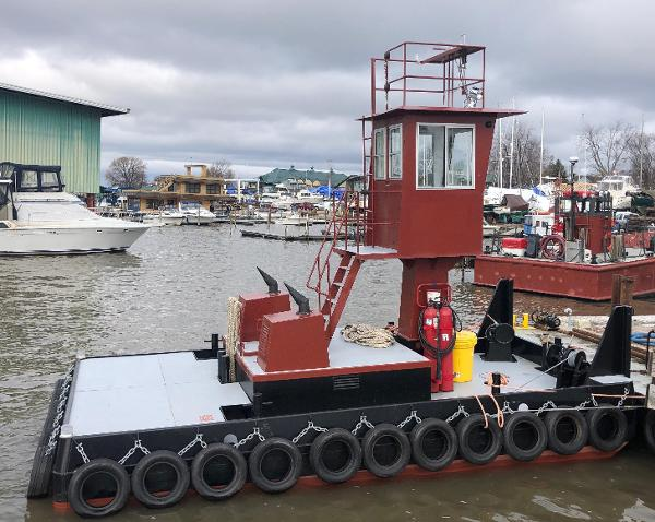 Commercial 25 x 14 Truckable Tug