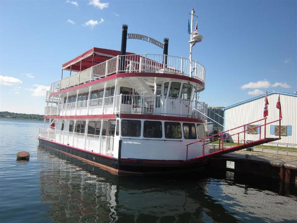 Passanger Tour Vessel Riverboat Serendipity Princess 'Fresh Water Boat'