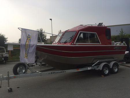 2017 Thunder Jet Alexis 22 OB OS, Anchorage Alaska - boats com