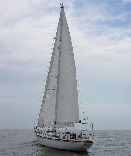 Hinckley Ocean Cruising Yachts OC40