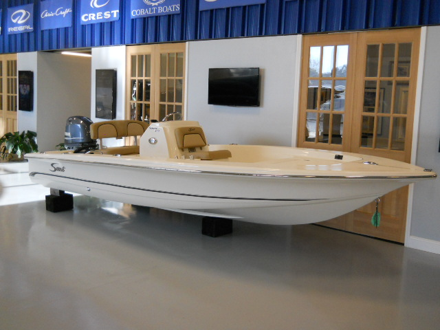 Scout Boat Company 177 Sport