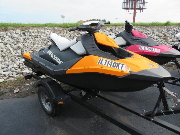Sea-Doo Spark 2up IBR Rotax® 900 HO