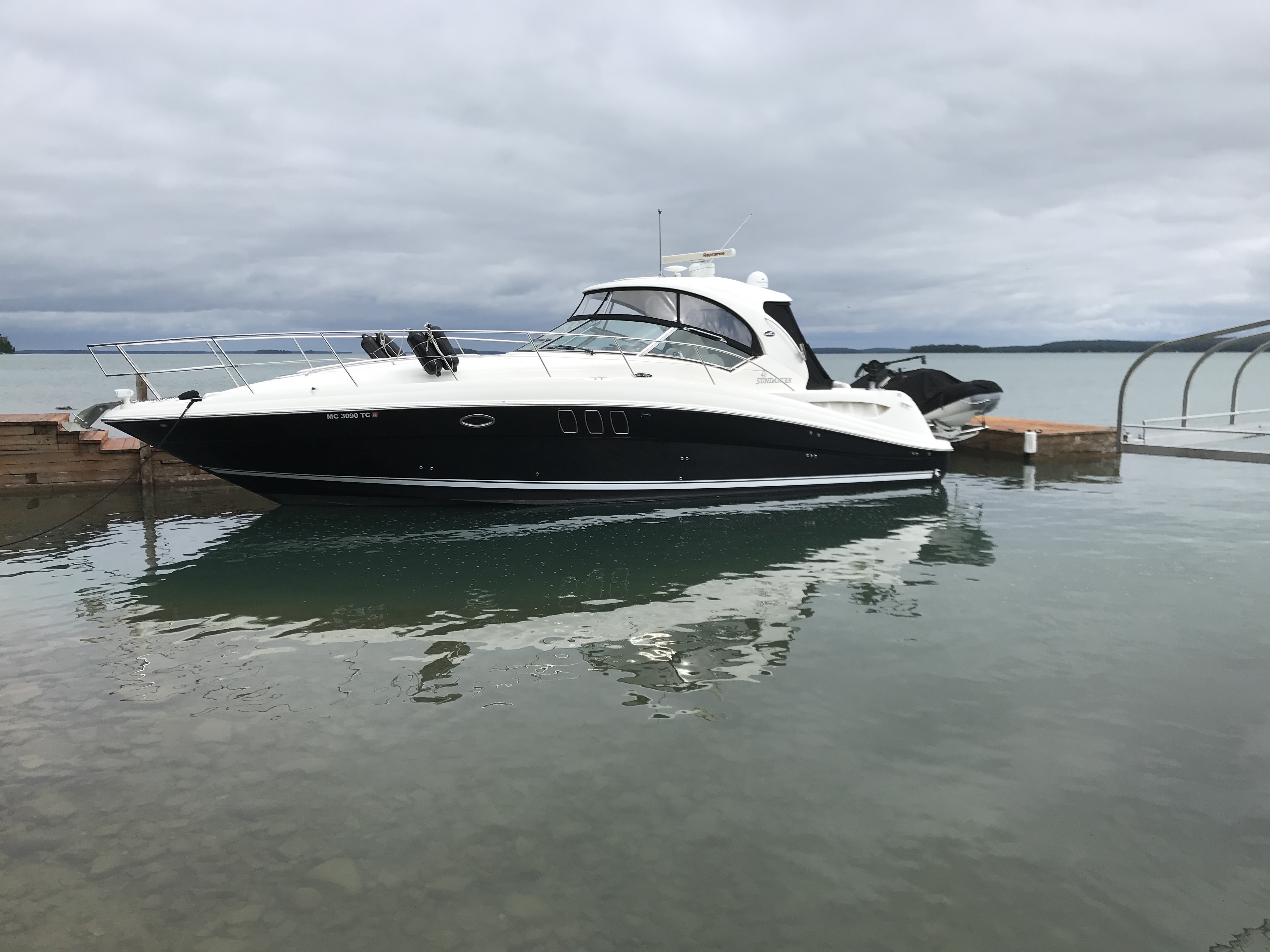 Sea Ray 400 Sundancer Sea Ray 2008 400 Sundancer
