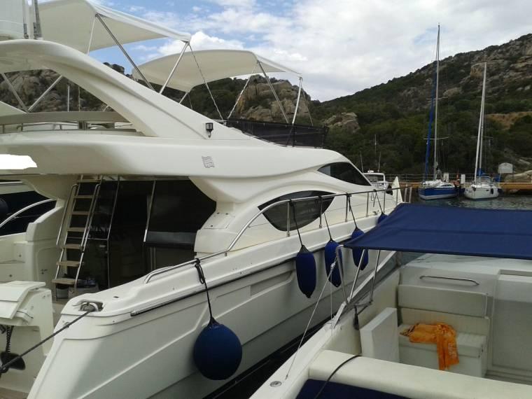 Ferretti Yachts FERRETTI 550 Fly