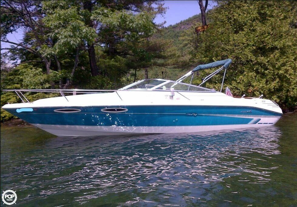 Sea Ray 240 Signature 1994 Sea Ray Overnighter for sale in Bristol, PA