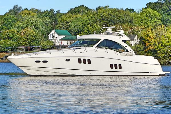 Sea Ray 60 Sundancer